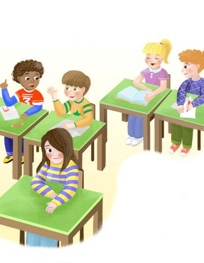 timmi in classe